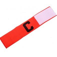 Капитанская повязка красная