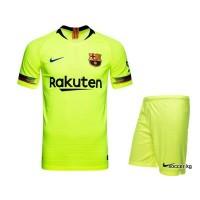 Форма Барселоны зеленая