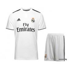Форма Реал Мадрид Домашняя