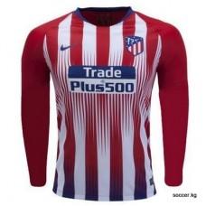 Форма Атлетико Мадрида длинная рукава