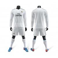 Форма Реал Мадрида  длинная рукава