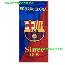 Барселона полотенце