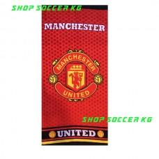 Манчестер Юнайтед полотенце