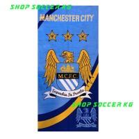 Манчестер Сити полотенце